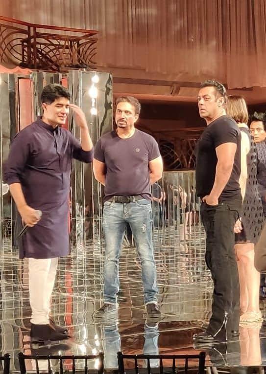Salman Khan Manish Malhotra
