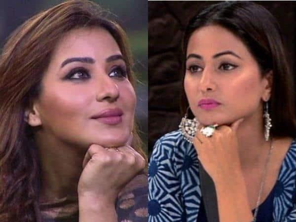 Bigg Boss 12: Did Shilpa Shinde take a sly dig at Hina Khan