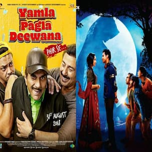 Movies This Week: Stree, Yamla Pagla Deewana Phir Se