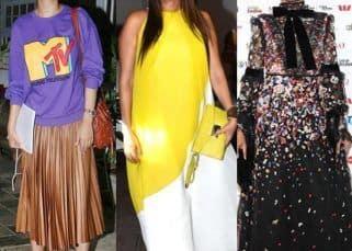 Worst dressed celebs of the week! Esha Gupta, Neha Dhupia, Freida Pinto's fashion choices have us giggling