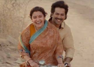Sui Dhaaga quick movie review: You will root and champion for Mauji Varun Dhawan and Mamta Anushka Sharma in the first half