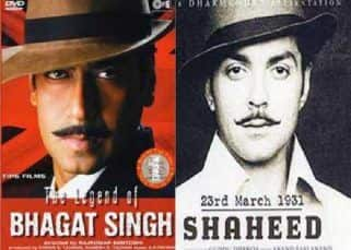 Bhagat Singh birth anniversary: When both Ajay Devgn and Sunny Deol's films on the legendary freedom fighter released on the same day
