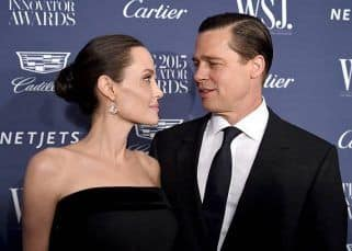 Angelina Jolie meets Brad Pitt secretly - Is it the end of the cold war between them?