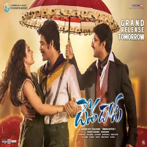 The first review of Devadas is out and Nagarjuna can leave Hyderabad with a smile - read details