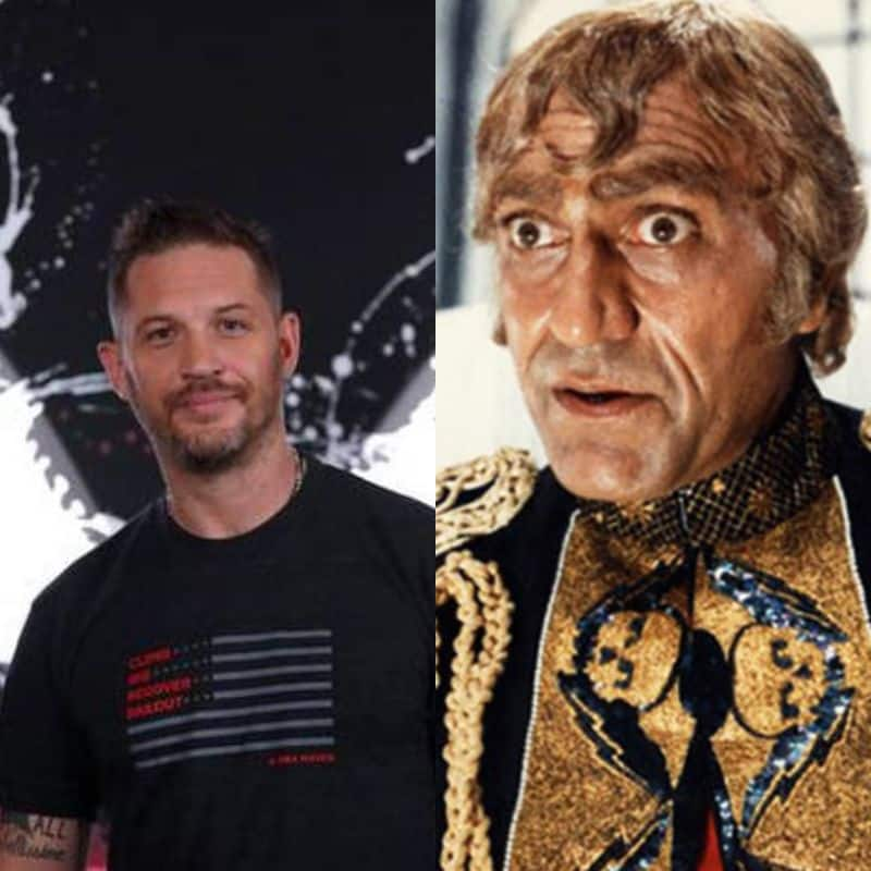 Hollywood A-Lister Tom Hardy Tries Amrish Puri's Famed 'Mogambo Khush Hua'