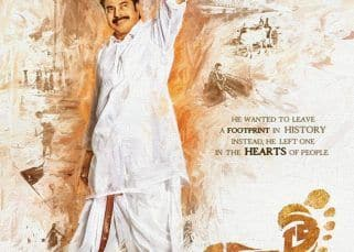 Big News! YSR biopic Yatra starring Mammootty gets a release date – all deets here