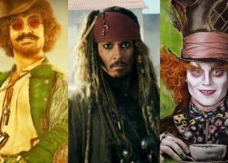 Thugs of Hindostan trailer: Not just Pirates of the Caribbean, Aamir Khan's character reminds us of these other Johnny Depp movies as well