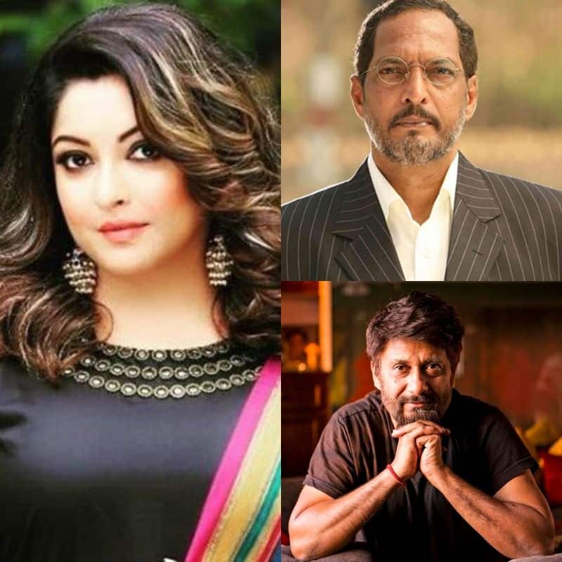 Bollywood celebs stand in support of Tanushree Dutta