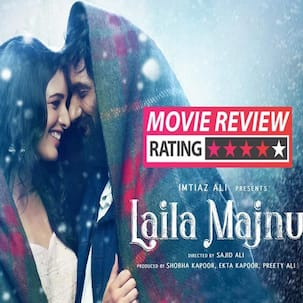 Laila Majnu review: Avinash Tiwary shines in this retelling of an epic romance that might make you want to uninstall Tinder