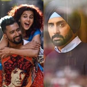 Abhishek Bachchan's Manmarziyan has a low opening week at the box office