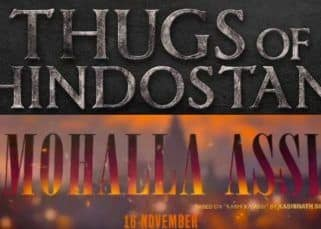 Sunny Deol's Mohalla Assi to release on November 16; a week after Aamir Khan's Thugs Of Hindostan
