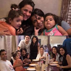 Karanvir Bohra, Shruti Seth, Farida Jalal and others got together for an epic reunion and it was Shararat 2.0- view pics