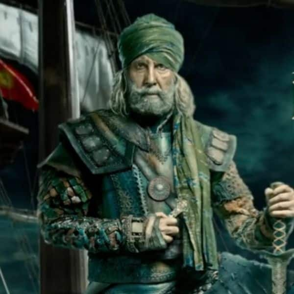 Meet Amitabh Bachchan's Khudabaksh from 'Thugs of Hindostan'