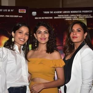 Richa Chadha, Frieda Pinto and Mrunal Thakur starrer Love Sonia to be screened at the United Nations
