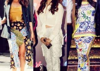 Mix-n'-match or a complete mismatch? Priyanka Chopra, Gauri Khan, Rani Mukerji baffle us with their fashion choices