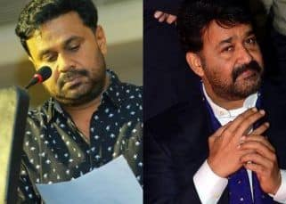 Did Dileep resign voluntarily from AMMA or was he removed by President Mohanlal?