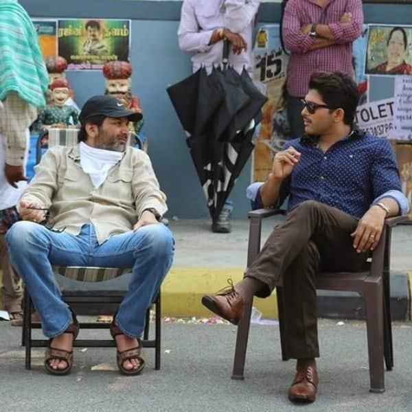 Allu Arjun's next with Trivikram Srinivas titled Nanna..Nenu? Here's w...