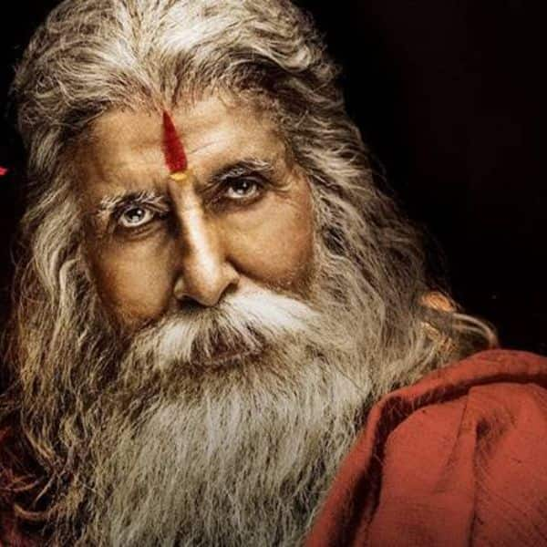 Amitabh Bachchan treats fans with Sye Raa Narasimha Reddy look on birthday
