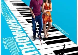 Ayushmann Khurrana - Tabu's AndhaDhun grosser over Rs 25 crore in its first weekend at the worldwide box office