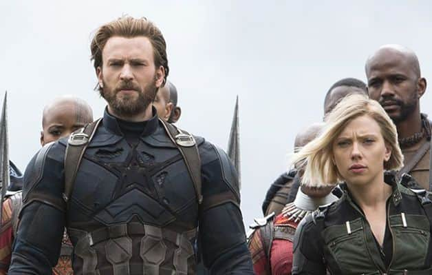 Chris Evans Bids Farewell to Captain America Role