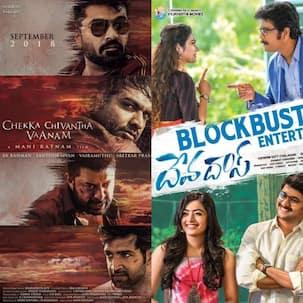 Mani Ratnam's Chekka Chivantha Vaanam and Nani-Nagarjuna's Devadas shine at the US box office