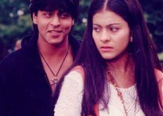 #23YearsOfDDLJ: These pictures of Shah Rukh Khan and Kajol will take you back in time