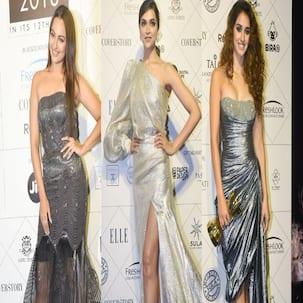 Elle Beauty Awards 2018: Deepika Padukone, Sonakshi Sinha, Disha Patani dazzle on the red carpet - view HQ pics