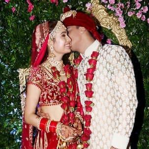 Prince Narula - Yuvika Chaudhary wedding: शादी के बाद पहली बार मीडिया से मिले प्रिंस-युविका, कहा 'आप सबका धन्यवाद, आज हमारी ऑफीशियली...'