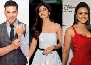 Navratri 2018: Akshay Kumar, Shilpa Shetty Kundra, Preity Zinta wish fans on the first day of the festival