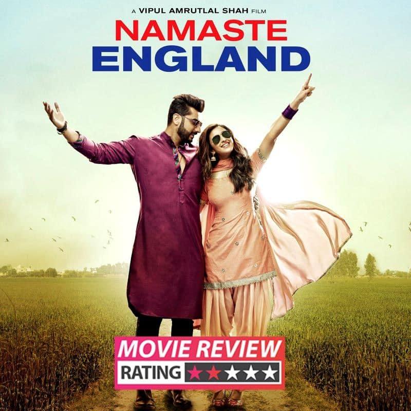 Namaste England Movie Review Arjun Kapoor And Parineeti Chopras