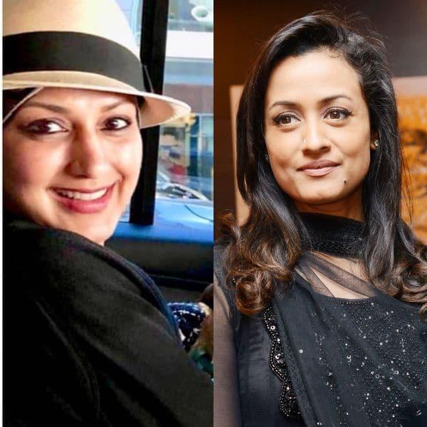 Namrata, Mahesh wife meets Sonali Bendre