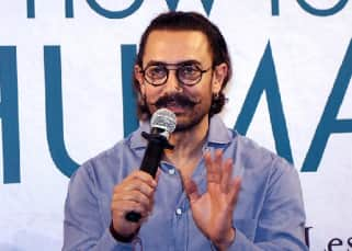 Aamir Khan meets China's film regulator official to discuss the release of Thugs of Hindostan