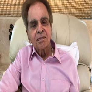 'Dilip Kumar doing well,' says family friend Faisal Farooqi