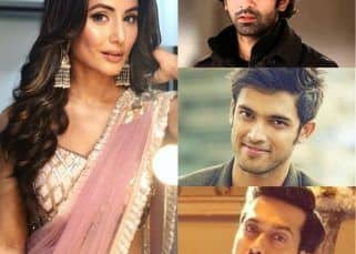 Happy Birthday Hina Khan! Nakuul Mehta, Parth Samthaan, Barun Sobti - with whom will the diva look best on screen? - vote now