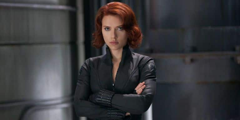 Scarlett Johansson Reportedly Getting Big Payday For Black Widow Movie