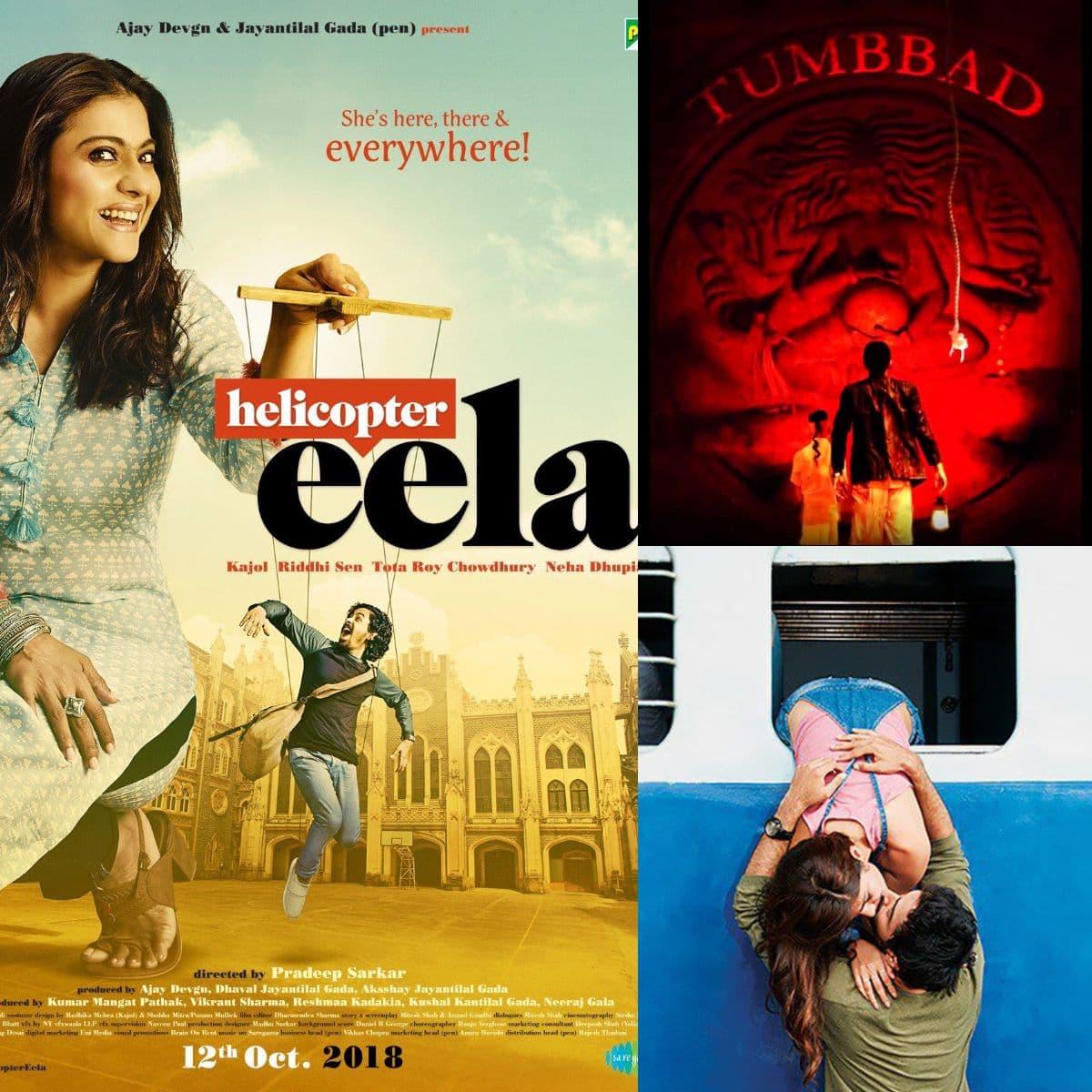 Movies This Week Helicopter Eela Tumbadd Jalebi Bollywood News
