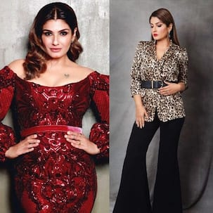Happy birthday Raveena Tandon! 7 pictures of the diva that prove that reverse ageing is a thing