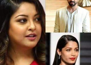 Tanushree Dutta- Nana Patekar Row: Freida Pinto and Ayushmann Khurrana back the actress