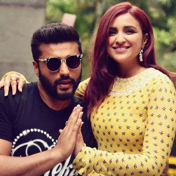 Parineeti Chopra explains why it's tough to romance Arjun Kapoor