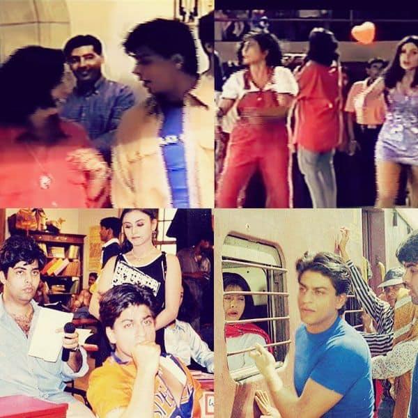 Kuch Kuch Hota Hai turns 21 and these UNSEEN pictures will make you hum, 'Jaane wafaa hoke bekarar, barso kiya maine intezar'