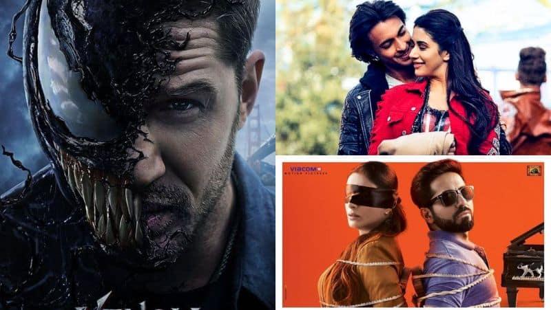 Tom Hardy's Venom BEATS Love Yatri and Andhadhun at the box office