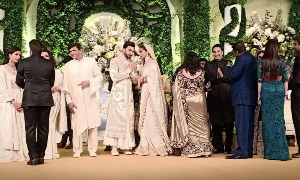 Deepika Ranveer Wedding Venue