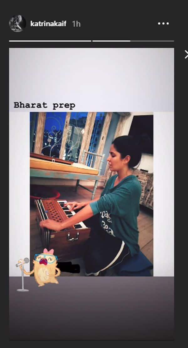 KatrinaKaif-Bharat