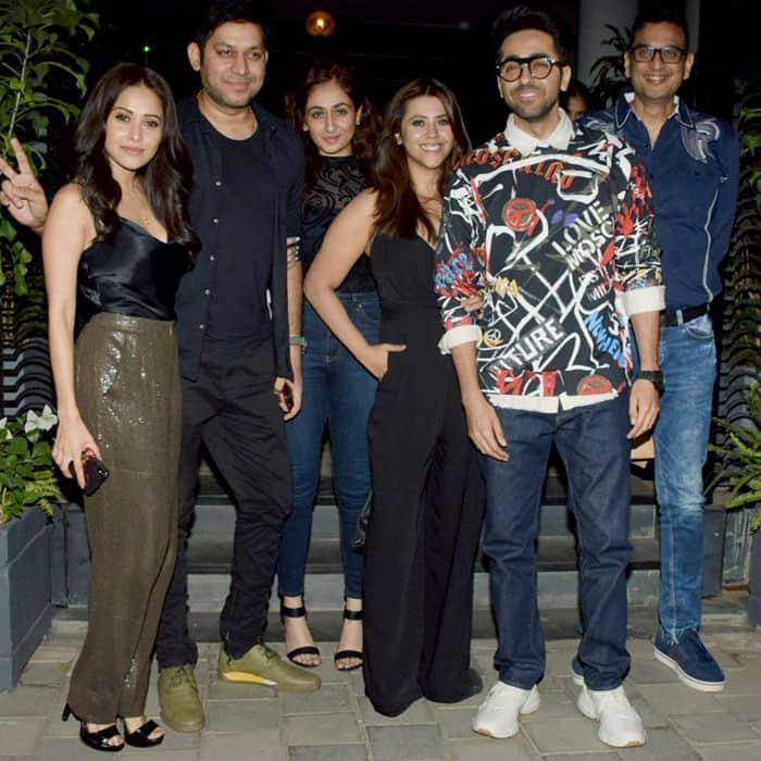 Nushrat Bharucha And Ayushmann Khurrana will work in upcomung comedy film of balaji Films