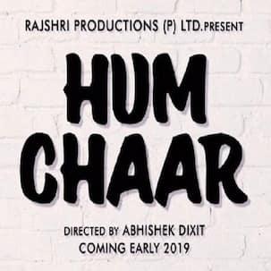 Rajshri production's Hum Chaar to launch debutants in Bollywood