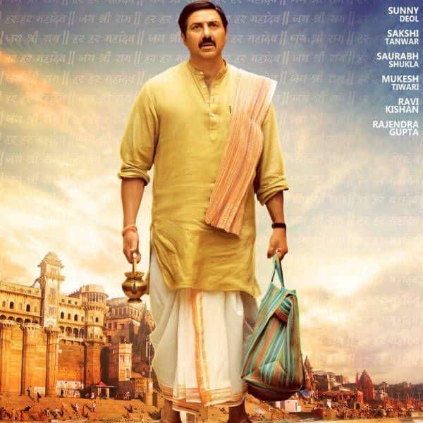 निर्माताओं ने रिलीज किए सनी देओल की नई फिल्म 'मोहल्ला अस्सी' के 2 नए पोस्टर्स