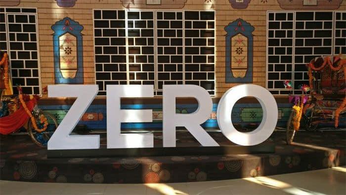 Zero Trailer Live: शुरू हुईं शाहरुख खान की फिल्म 'जीरो' के ट्रेलर लॉन्च की तैयारियां, अनोखे अंदाज में सामने आएगा 'बउआ सिंह'