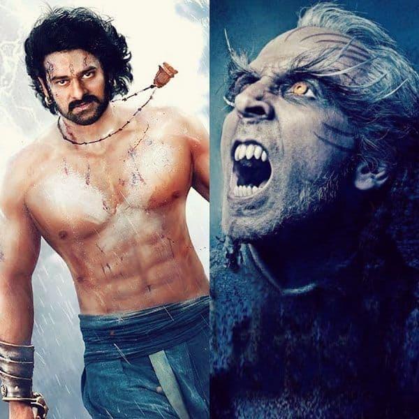 With 10,500 screens, Akshay Kumar - Rajinikanth's 2.0 BEATS Prabhas' B...