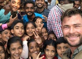 Chris Hemsworth calls Indian traffic a Beautiful Chaos - view post