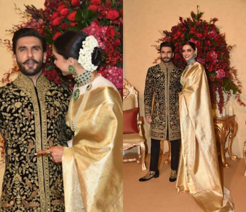 Ranveer Singh Deepika Padukone Bangalore Wedding Reception Live